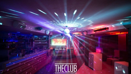 THE CLUB LOCALE NOTTURNO E DISCO